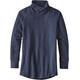 Patagonia Ahyna Cowl Langærmet T-shirt Damer blå